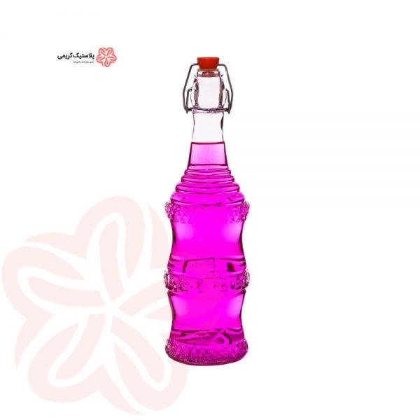 بطری الماس کاران مدل ارغوان