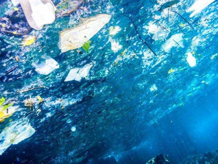 تخریب طبیعت توسط پلاستیک